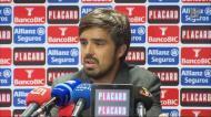 Treinador do Gafanha explica o que aconteceu no 1º golo do FC Porto