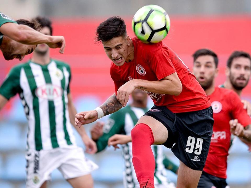 Carter perto do Benfica: Trofense recebe 200 mil euros e três jogadores