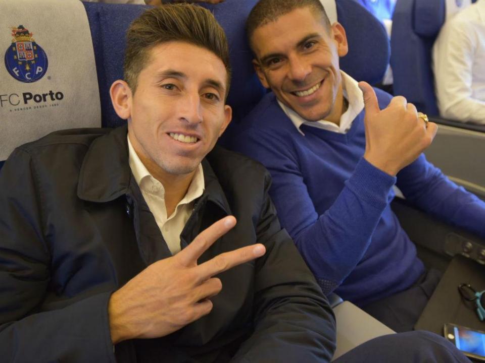 FC Porto: México recomenda máxima prudência na gestão de Herrera