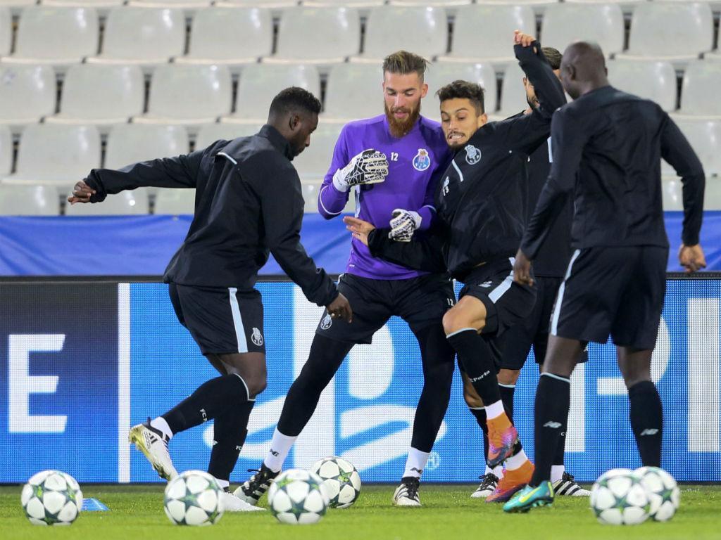 FC Porto: todos disponíveis no início da preparação para o Mónaco