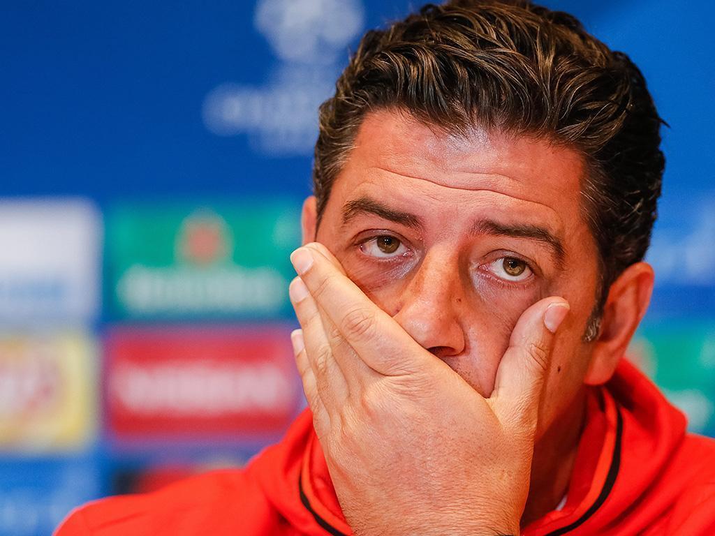 Benfica Nao Ha Conferencia De Imprensa De Rui Vitoria Antes Do Bessa