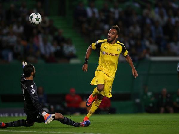 Sporting perde em Dortmund e fica mais longe dos oitavos de final
