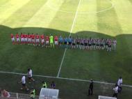 Portimonense-Benfica B (foto: twitter Benfica)