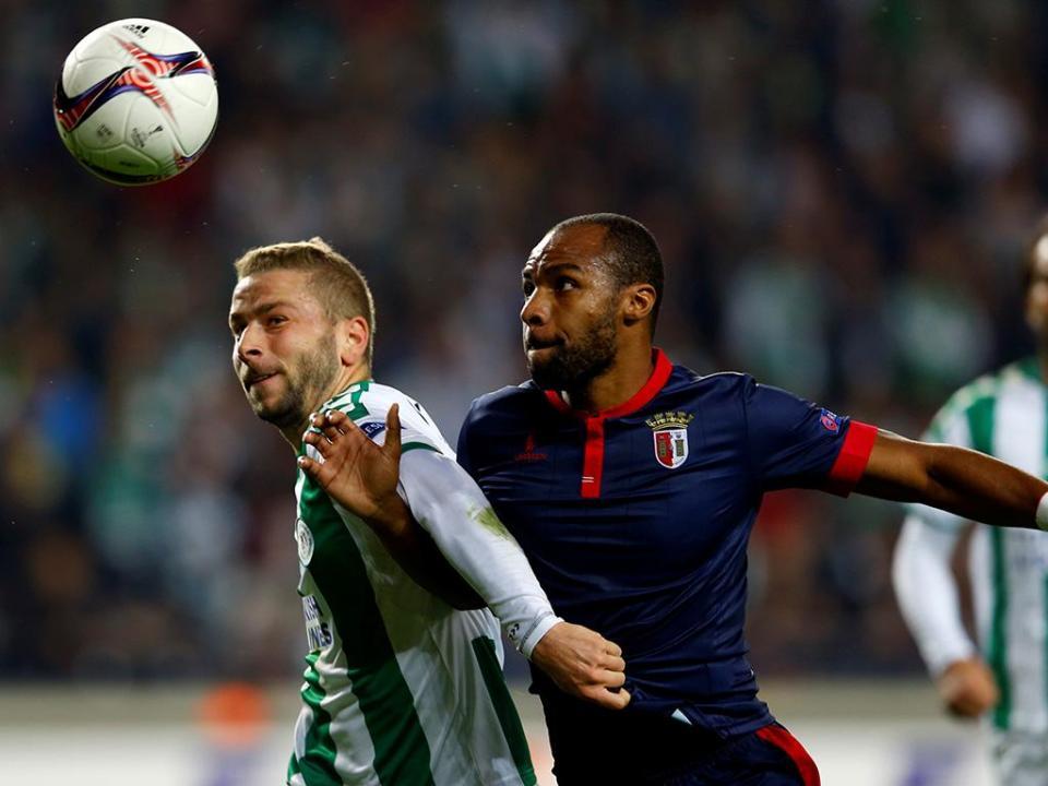 Wilson Eduardo: «Em Braga é o meu melhor momento»