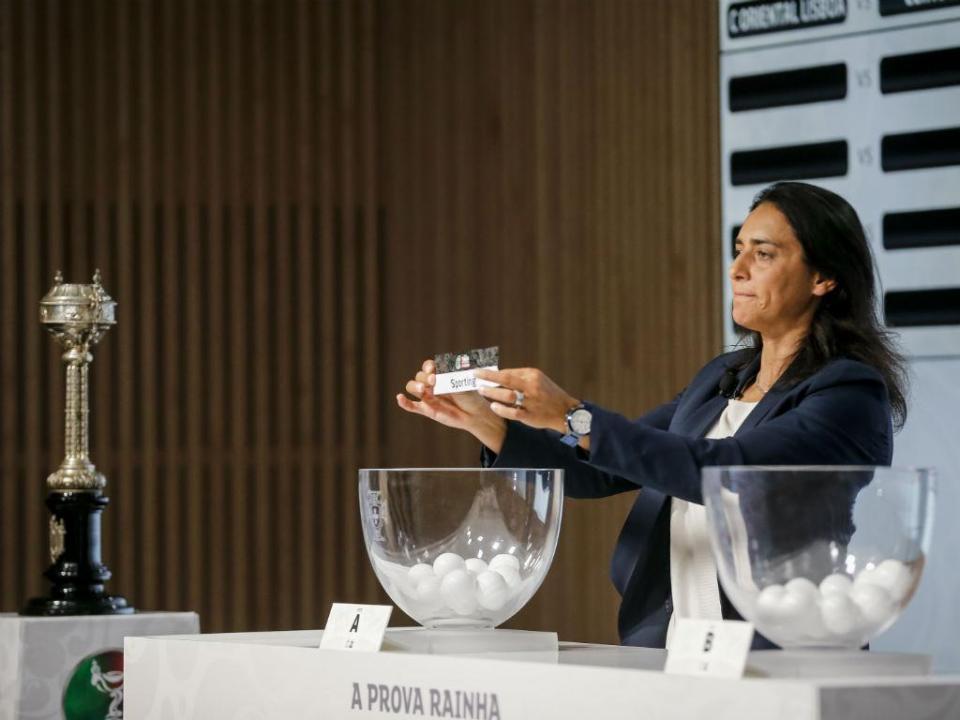 Taça Portugal: sorteio da 3ª eliminatória a 10 de outubro