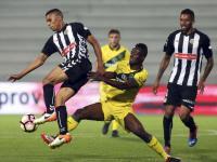 Paços Ferreira e Nacional empataram 1-1