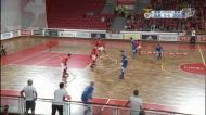 Hóquei em patins: Benfica vence OC Barcelos (veja todos os golos)