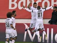 V. Guimarães vence no Estoril e iguala Sp. Braga