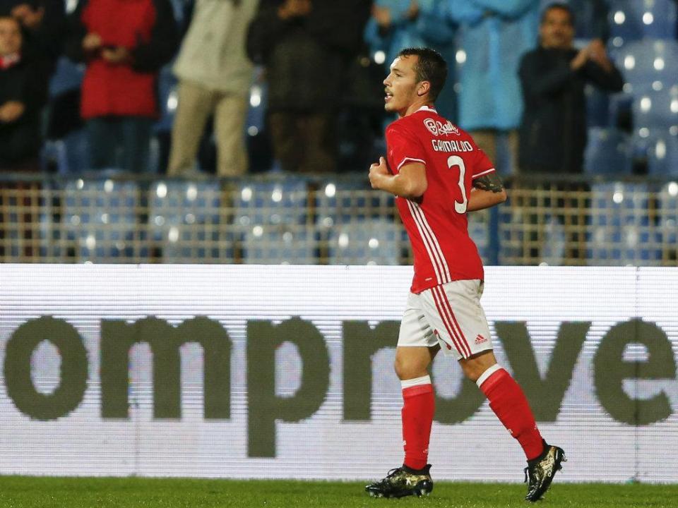 TP: Benfica-Estoril (onzes): encarnados sem ponta de lança
