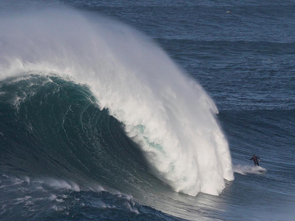 Surfista portuguesa morre intoxicada com monóxido de carbono