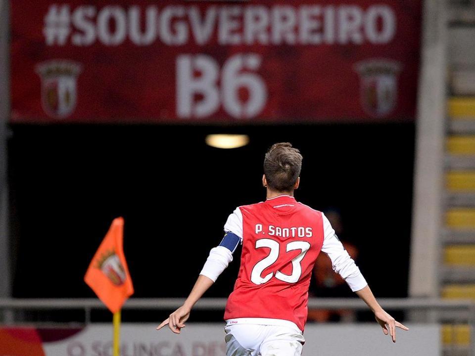 FOTO: foi assim que ficou o pé de Pedro Santos após jogo com Marítimo