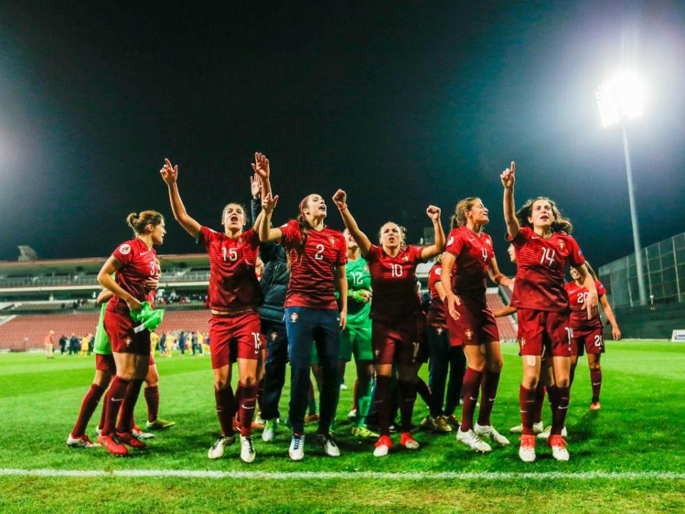 Seleção feminina vence País de Gales em jogo de preparação