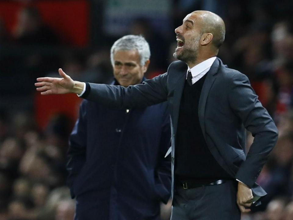 Guardiola diz que Pogba e Mkhitaryan foram oferecidos ao Man City