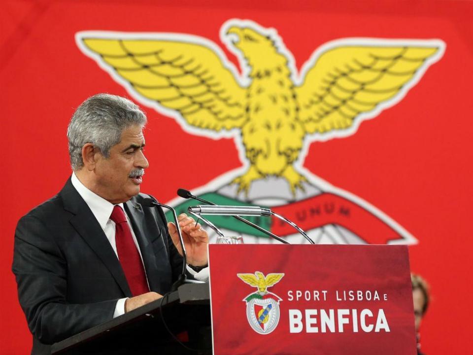 Luís Filipe Vieira foi internado e falha arranque da Liga