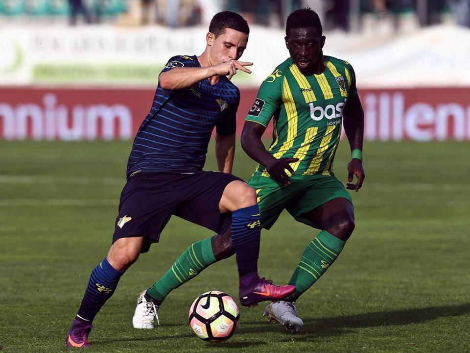 Tondela-Moreirense, 1-2 (crónica)