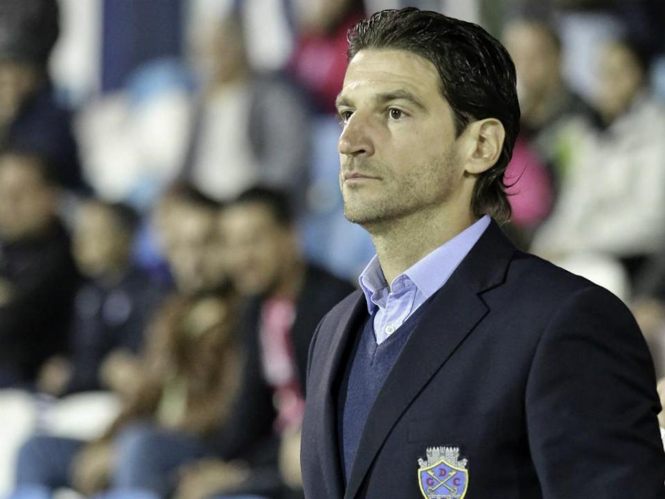 OFICIAL: Jorge Simão é o novo treinador do Sp. Braga