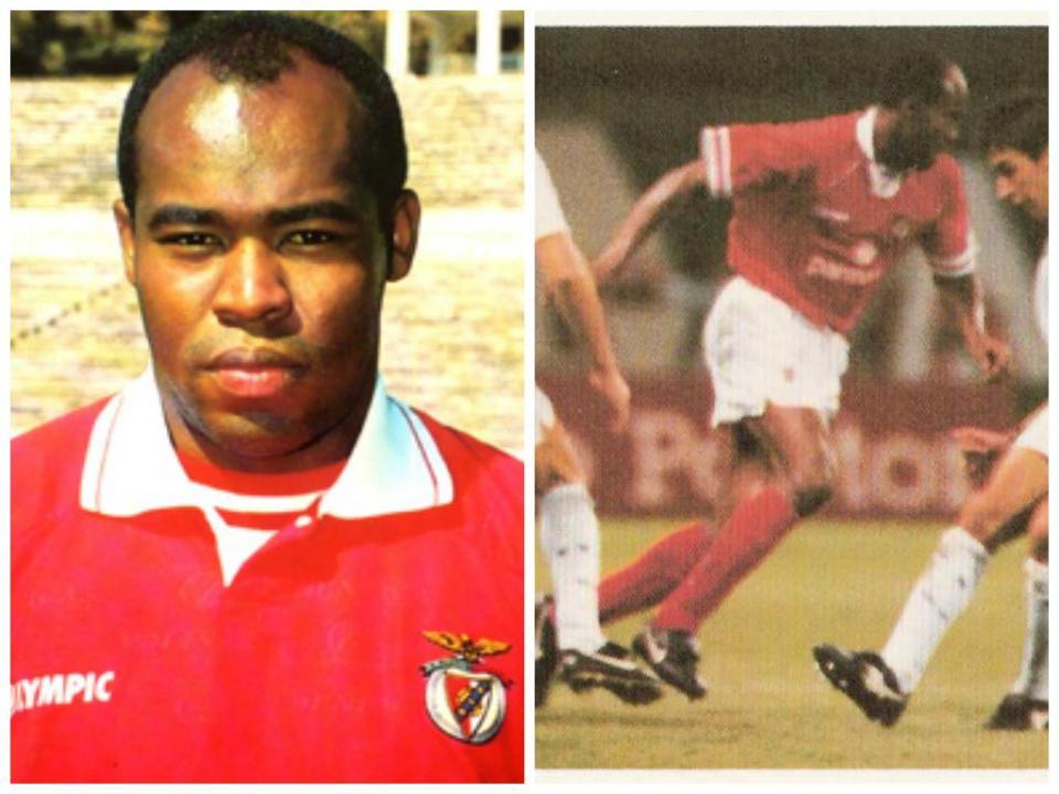 «O meu sonho no Benfica morreu na marginal de Carcavelos»