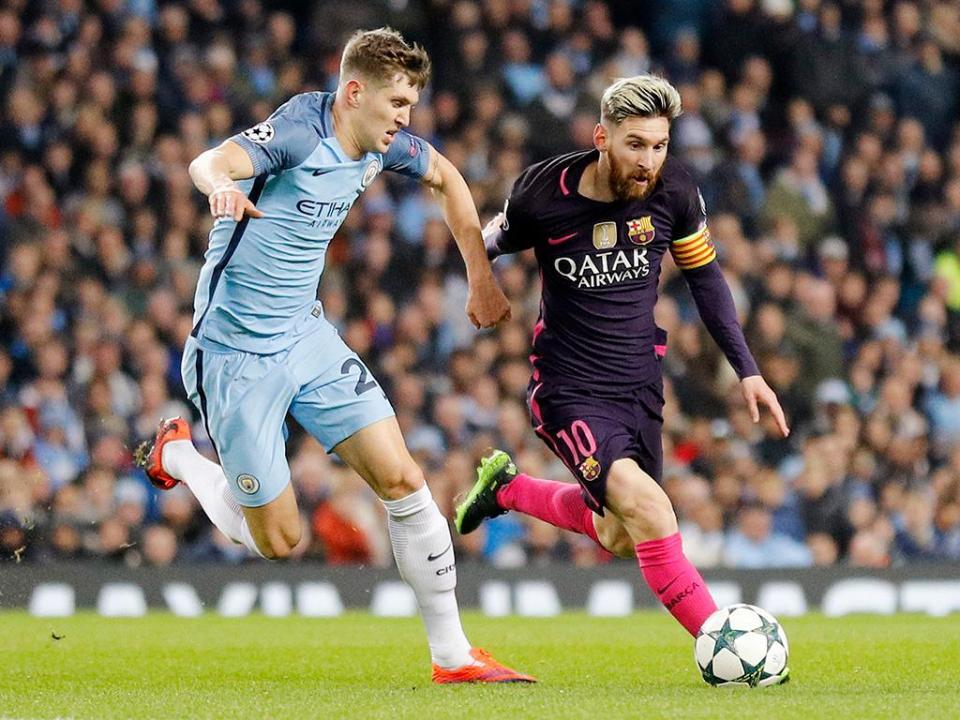 Imagens inéditas: o Messi que ainda ninguém tinha visto