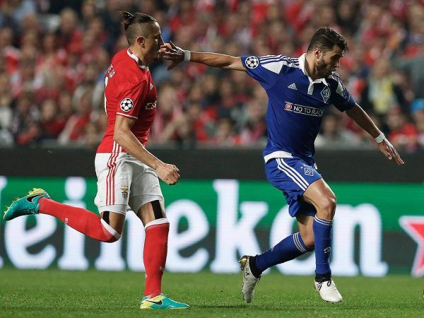 O primeiro duelo da época entre F. C. Porto e Benfica
