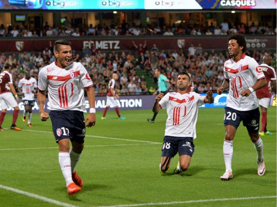 Mónaco informa Lille que não pode utilizar Rony na véspera do jogo