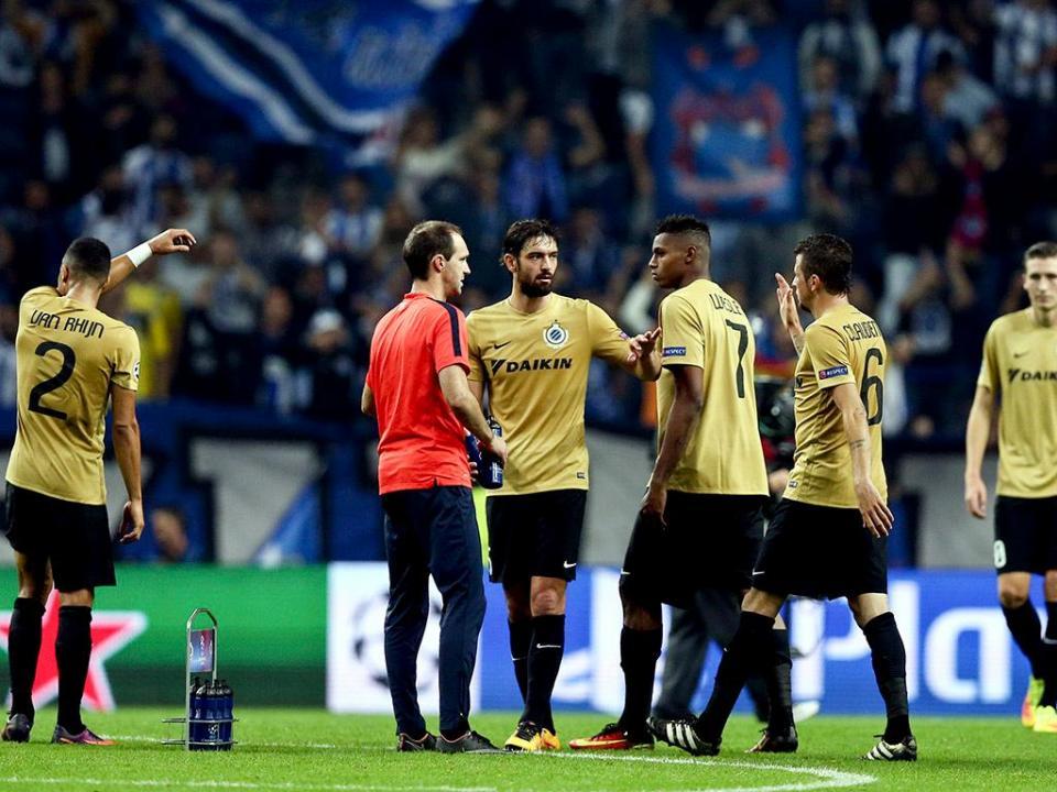 Club Brugge acaba com invencibilidade do Anderlecht (2-1)