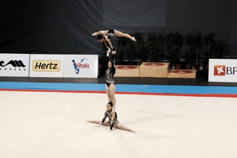 Ginástica acrobática: quase 1300 atletas competem até domingo na Maia