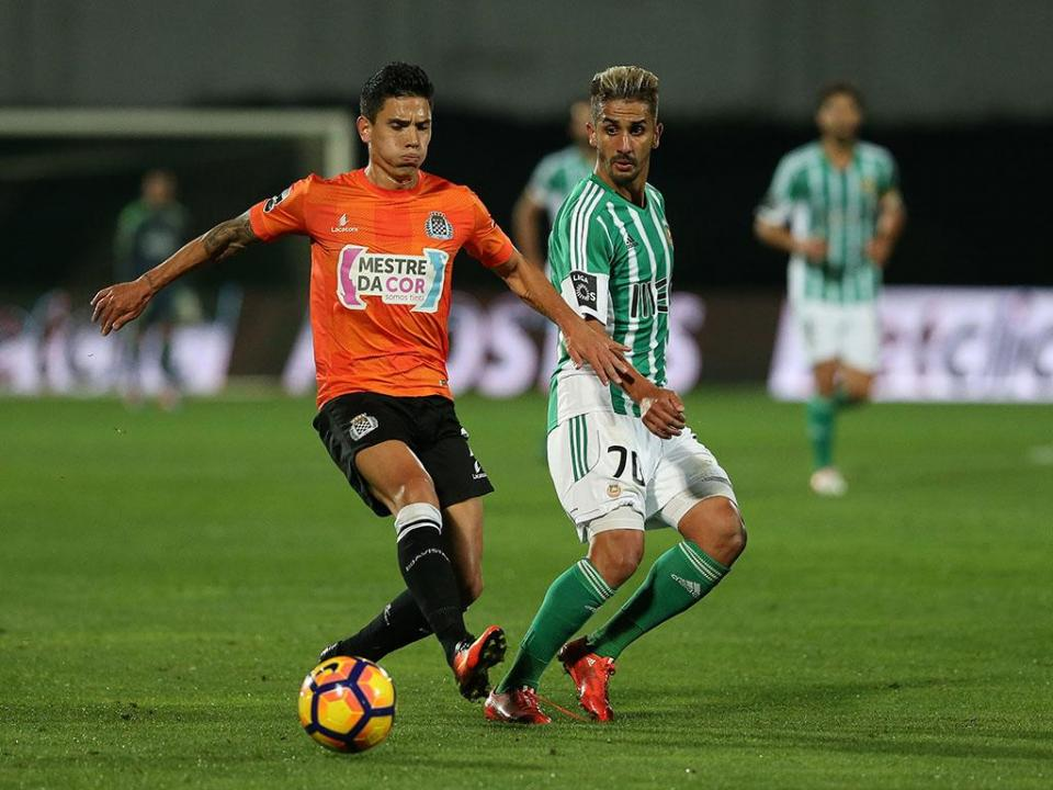Renato Santos marcou o golo da 10.º jornada