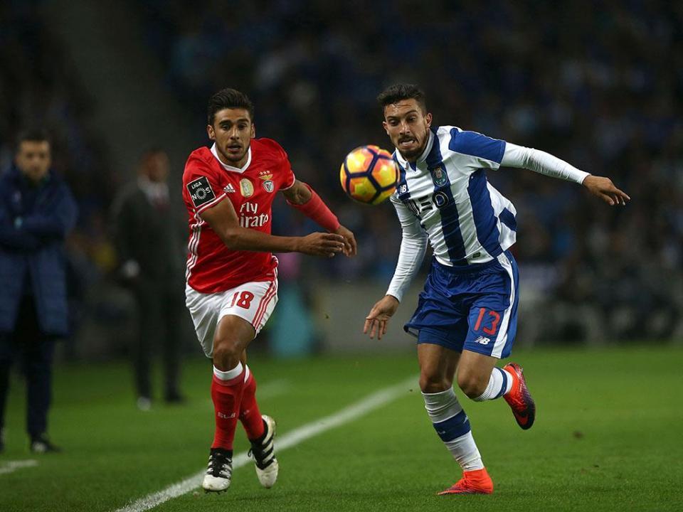 FC Porto-Benfica (antevisão): sexta-feira, jornada 13: dia de sorte grande?