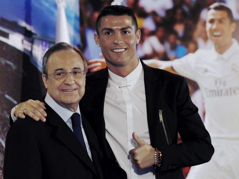 «Cristiano Ronaldo entende que não foi bem tratado em Espanha»