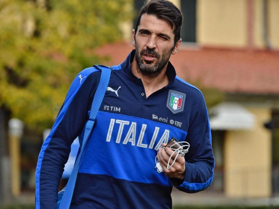 Di Biagio e o regresso de Buffon à seleção: «É um monumento»