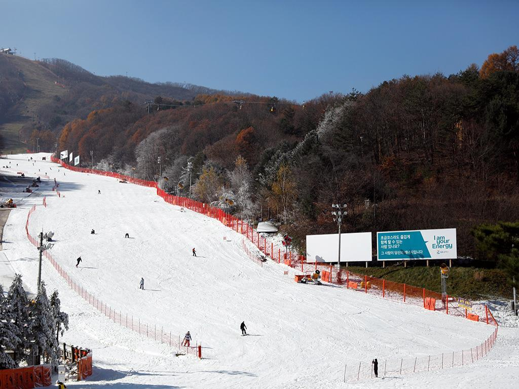 Jogos Olímpicos de Inverno: oito candidaturas para 2026