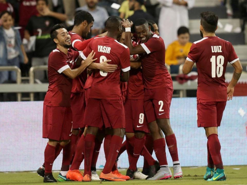 Qatar convidado para a Copa América 2019