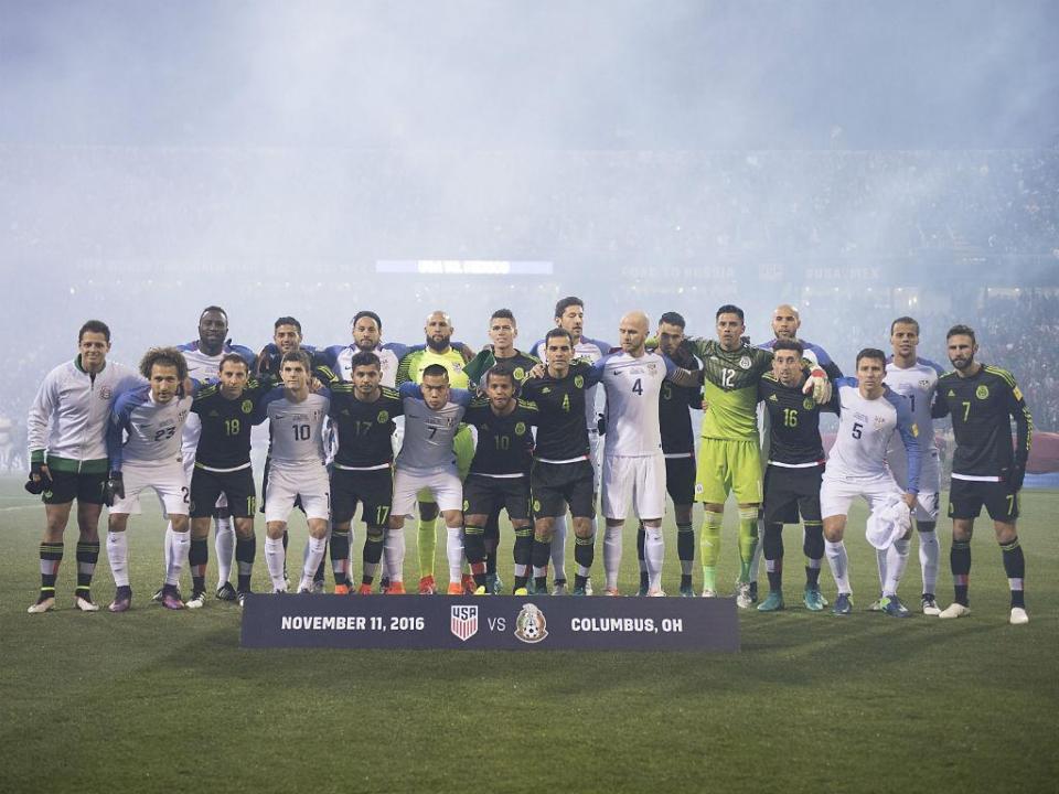 CONCACAF segue UEFA e anuncia Liga das Nações