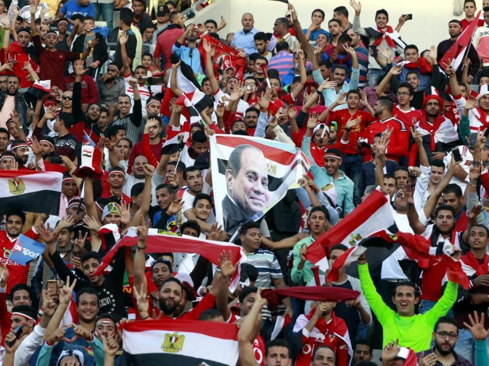 Egito: jogos do campeonato de novo abertos ao público, mas com limite