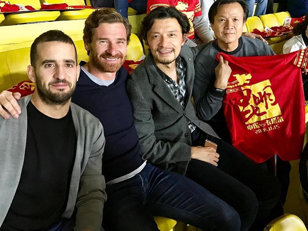 China: André Villas-Boas vence e mantém-se em terceiro