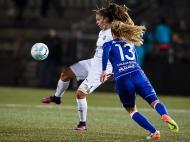 Futebol Feminino: Rosengard-Slavia Praga (Lusa)