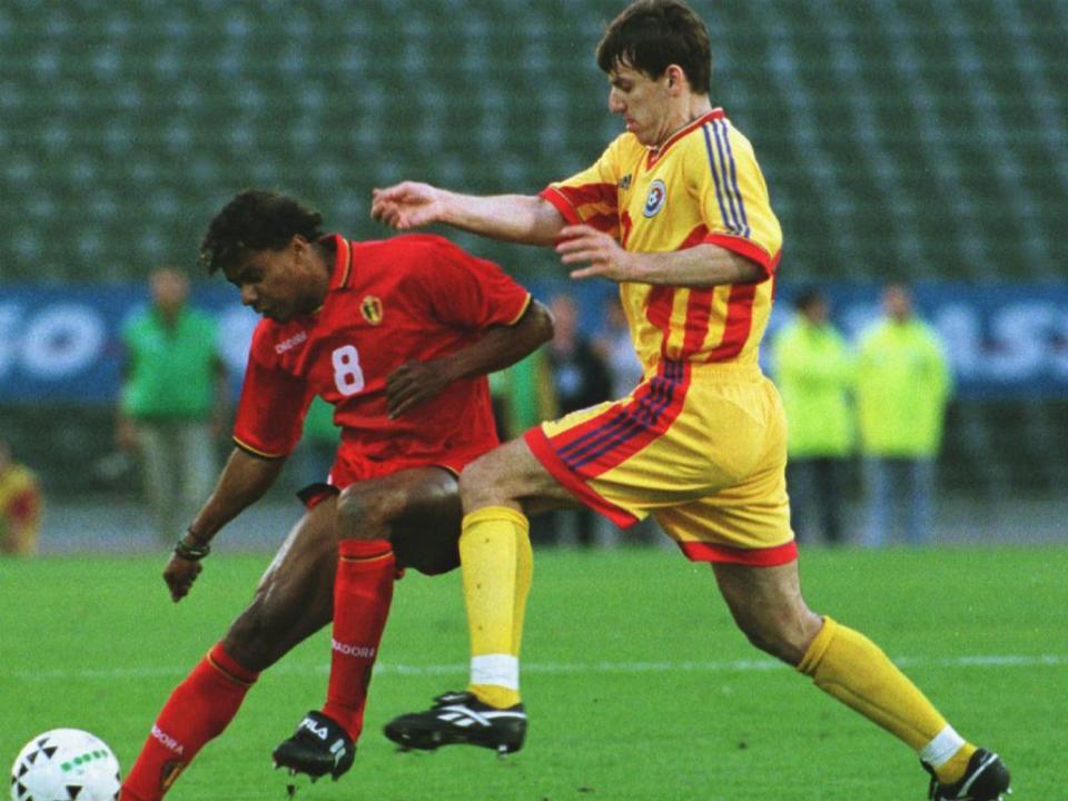 Roménia de luto: morreu um dos heróis do Mundial94