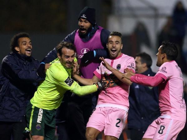 TP: Desp. Chaves-FC Porto, 0-0, 3-2 gp (crónica)