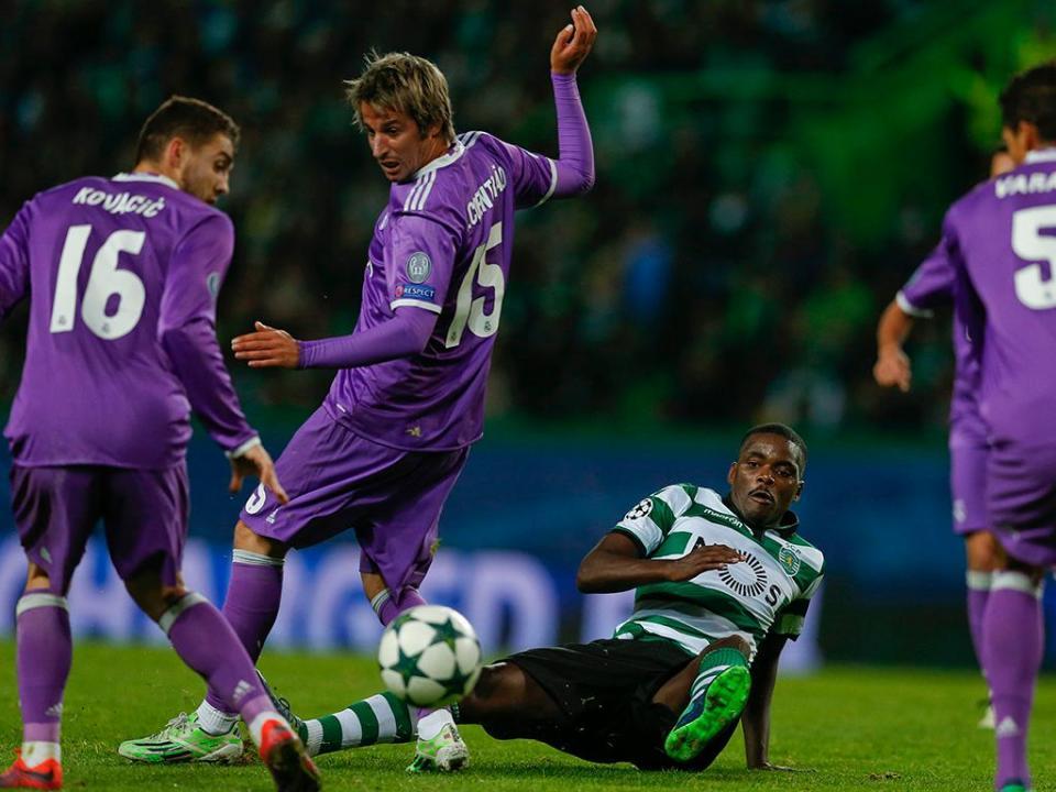 Cada minuto de jogo de Coentrão custa 53 mil euros ao Real Madrid