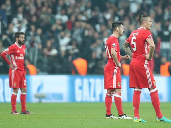 Besiktas-Benfica, 3-3 (crónica)