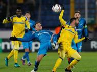 Zenit-Maccabi Tel Aviv (Lusa)