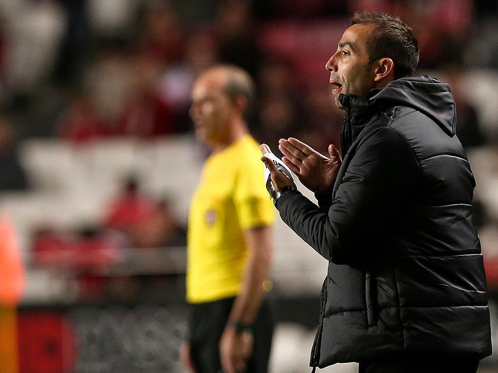 Sérgio Vieira é o novo treinador do Moreirense — OFICIAL