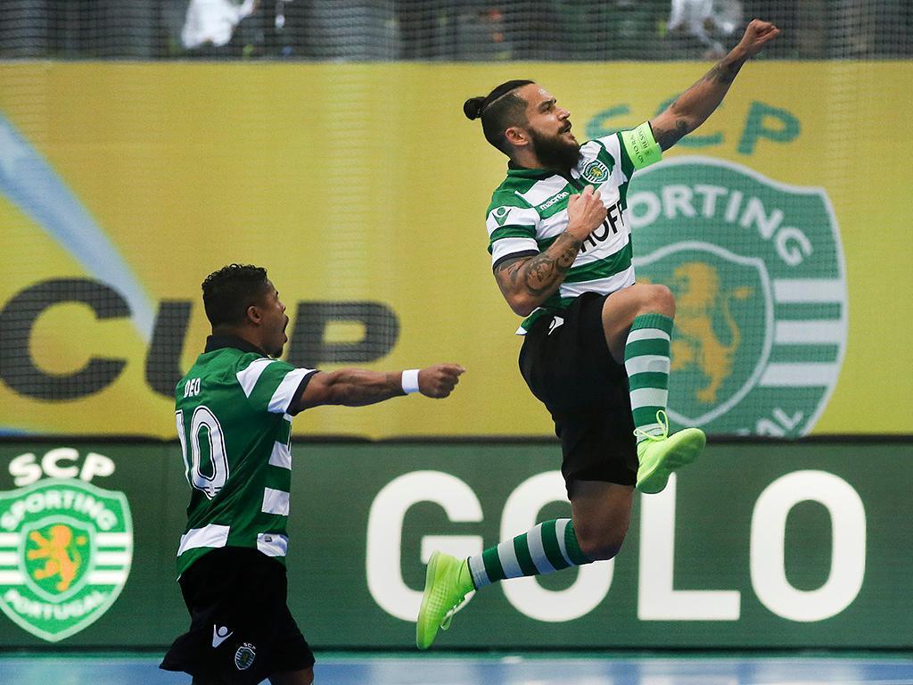 Sporting renova com João Matos