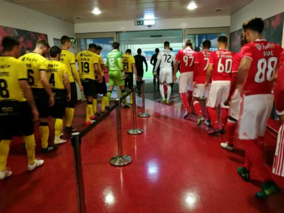Benfica B permite triunfo fafense e sonho de Ricardo Fernandes