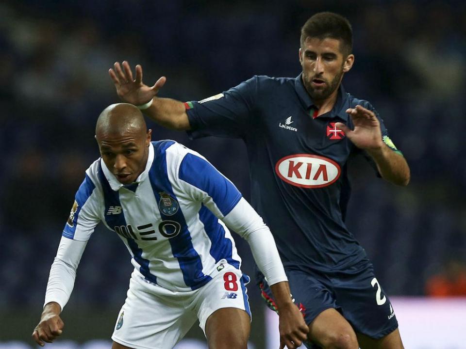 FC Porto-Belenenses (antevisão): uma cruz em cima do dragão