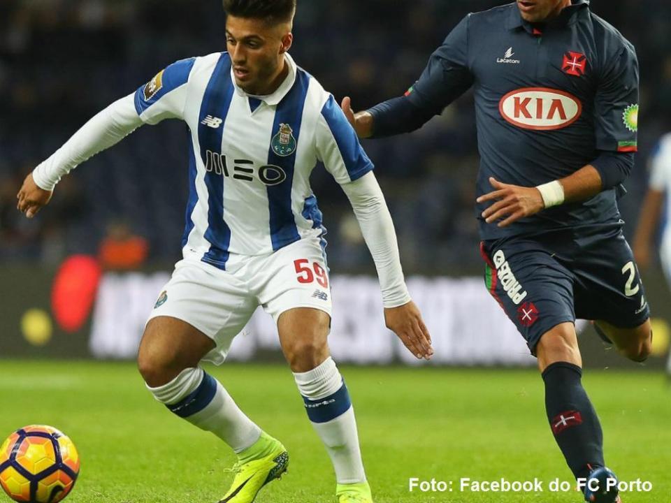 FC Porto: Rui Pedro já treinou sem limitações
