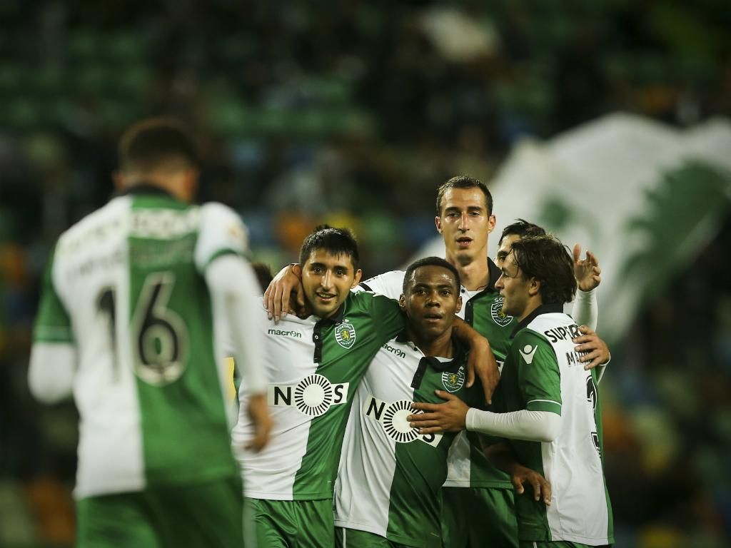 Sporting-Arouca, 1-0 (destaques)