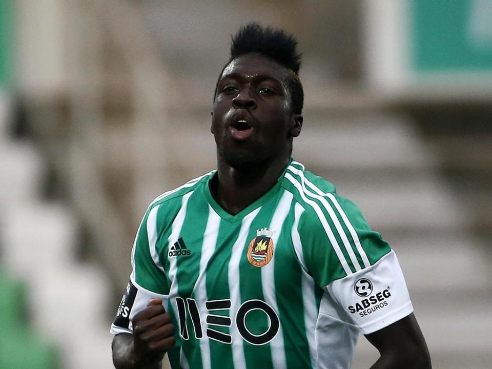 Rio Ave: Yazalde recusou jogar CAN pela Guiné-Bissau
