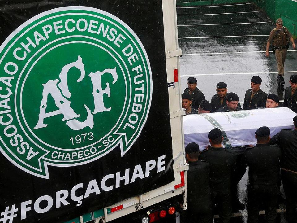 Chapecoense: familiares das vítimas exigem indemnização