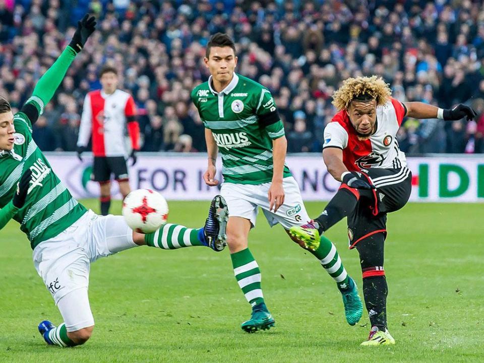 VÍDEO: irmão de Pogba derrota Feyenoord no dérbi de Roterdão